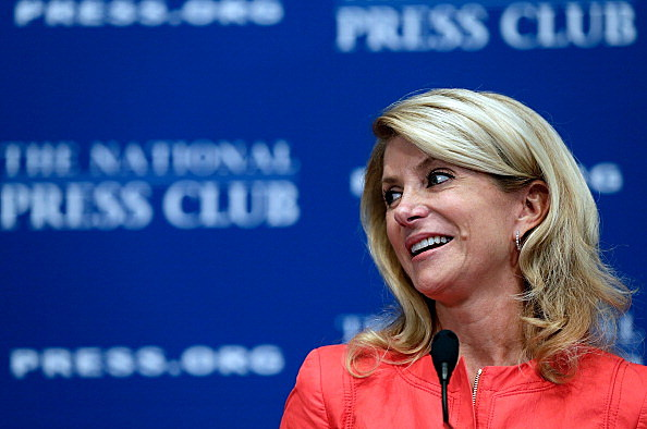 TX State Senator Wendy Davis - Getty Images