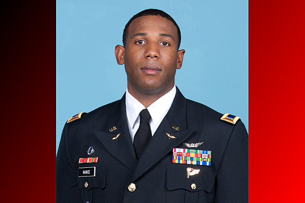 Chief Warrant Officer 2 Andre George Nance - Photo Courtesy of Fort Hood Press Center