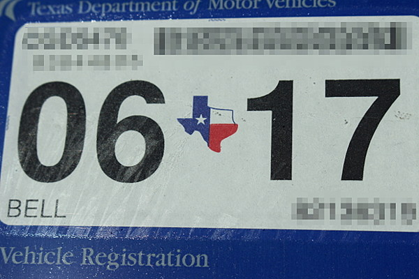 Texas Bill Would End Car Inspections