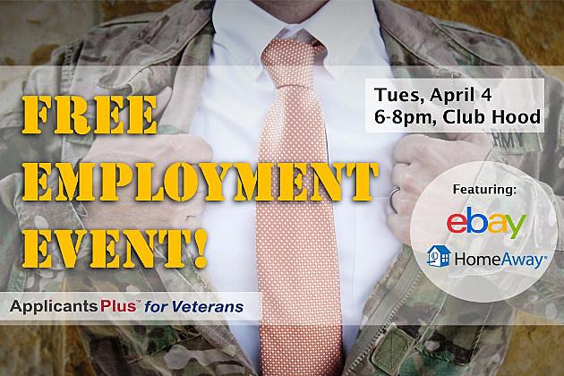 John Preston ApplicantsPlus for Veterans