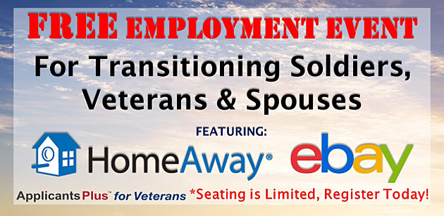 ApplicantsPlus for Veterans Job Seeker Summit