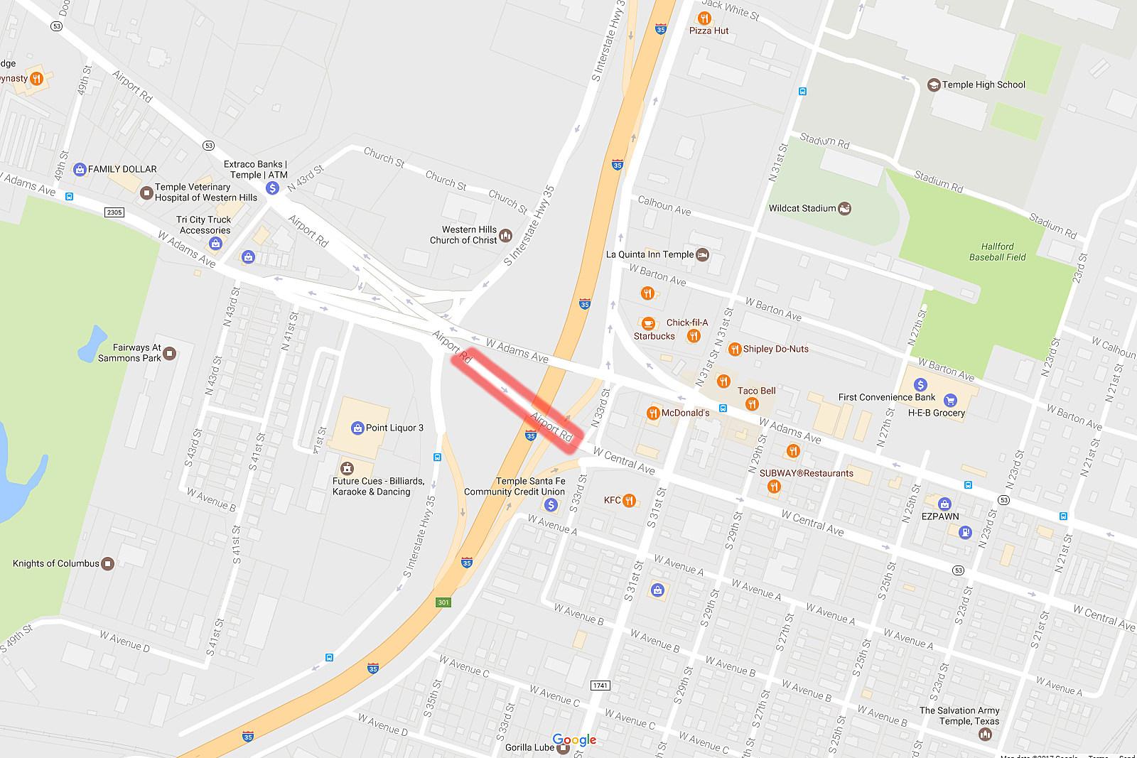 Google Maps with Edits