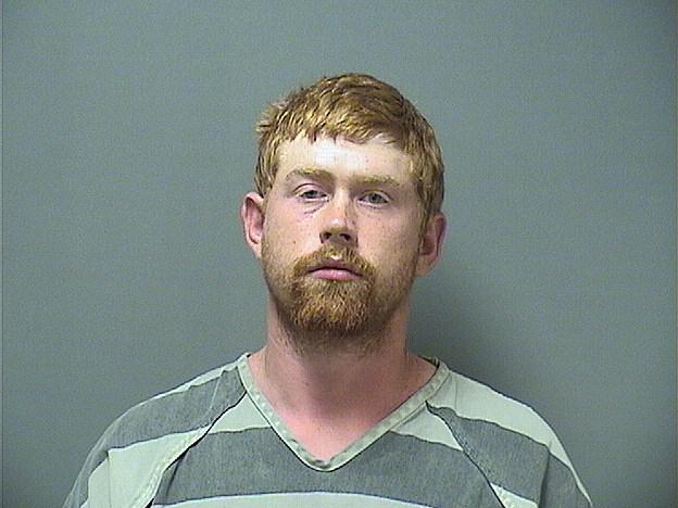 John Albert Wilson - Coryell County Jail Photo