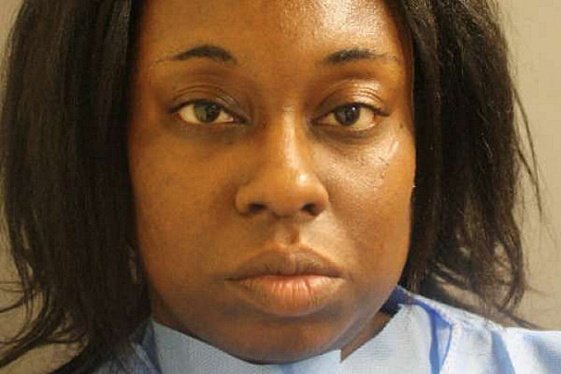 Laquita Lewis - Harris County Sheriff's Department Photo