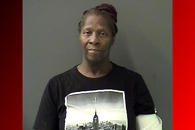 Cathy Laveen Davenport - Bell County Jail Photo