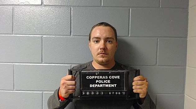 Samuel Hunter - Copperas Cove Police Dept via KWTX