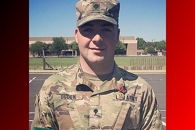 Spc. Justen Ogden - Fort Hood Press Center